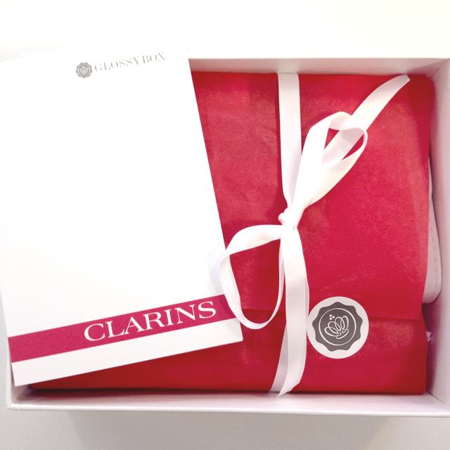 colineetsondino glossybox clarins01