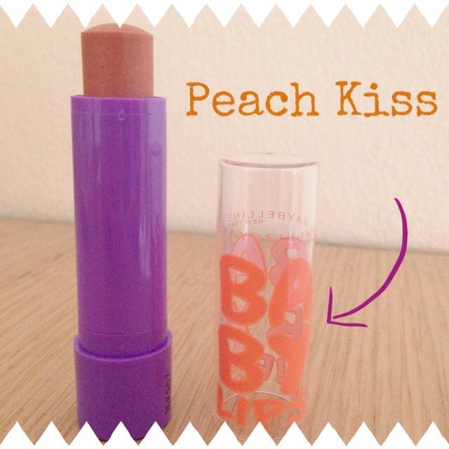 colineetsondino - peach kiss