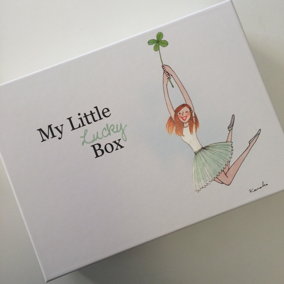 coline et son dino my little smile box